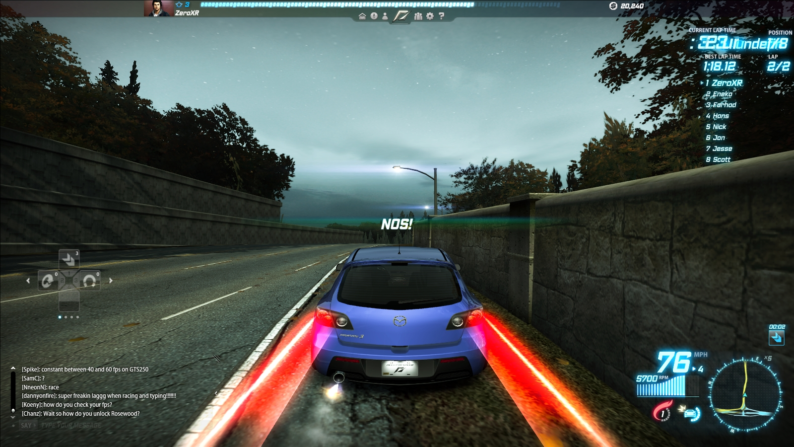 Need for Speed World Beta Thoughts