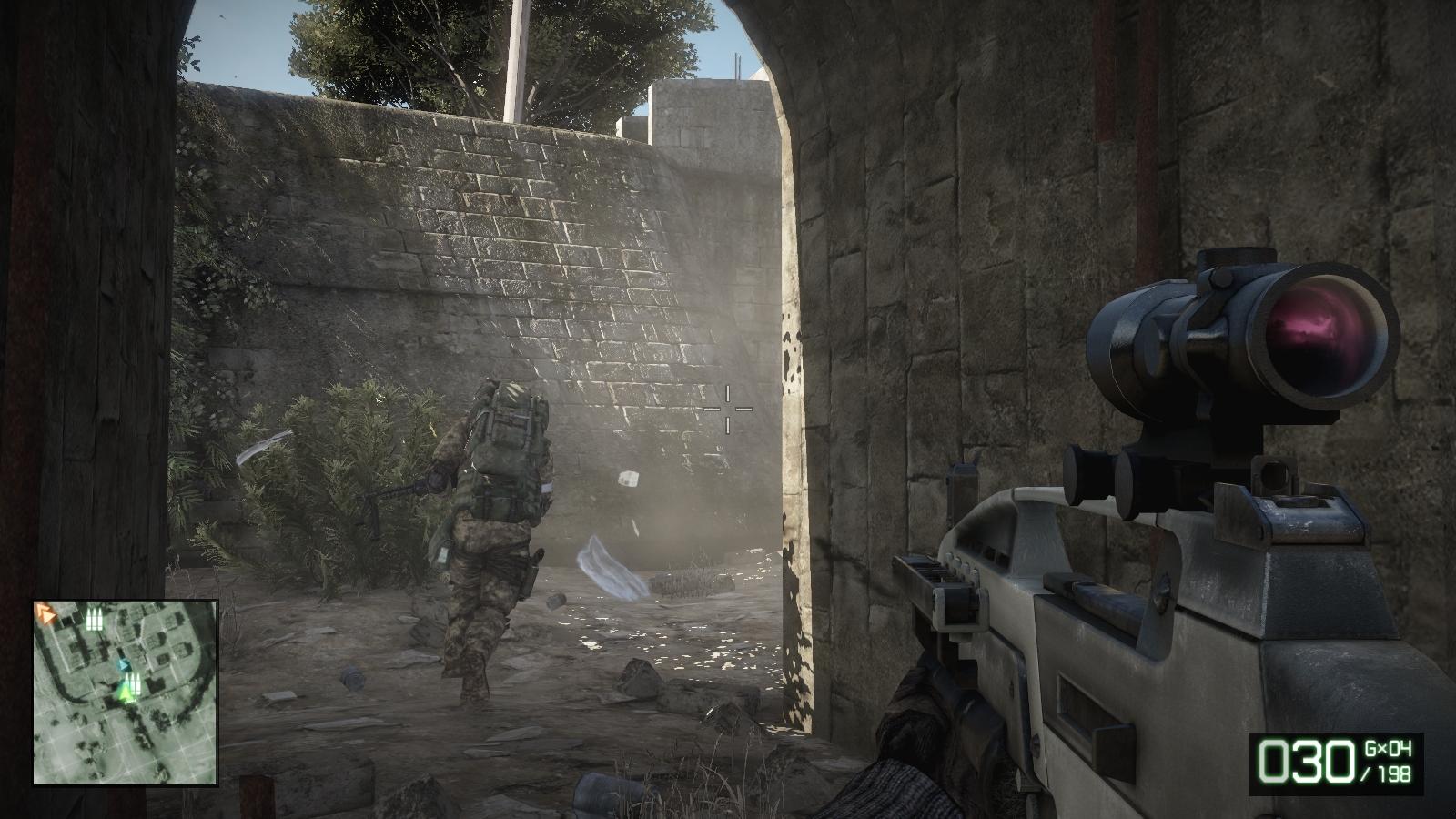Shoot-Out – Battlefield: Bad Company 2 vs Call of Duty: Modern Warfare 2